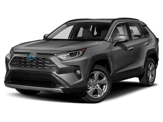 New 2021 Toyota RAV4 Hybrid Limited AWD SUV T7262 in Plover, WI