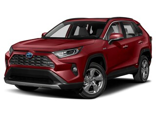 New 2021 Toyota RAV4 Hybrid Limited SUV