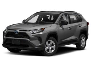 New 2021 Toyota RAV4 Hybrid LE SUV Springfield, OR