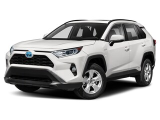 New 2021 Toyota RAV4 Hybrid XLE SUV Sandusky