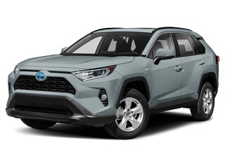 New 2021 Toyota RAV4 Hybrid XLE SUV for sale in Clearwater