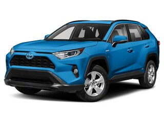 2021 Toyota RAV4 Hybrid XLE Sport Utility For Sale in Redwood City, CA
