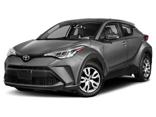 2021 Toyota C-HR LE SUV