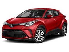 New 2021 Toyota C-HR XLE SUV In Corsicana, TX
