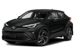 2021 Toyota C-HR Limited SUV for sale in Hollywood, CA