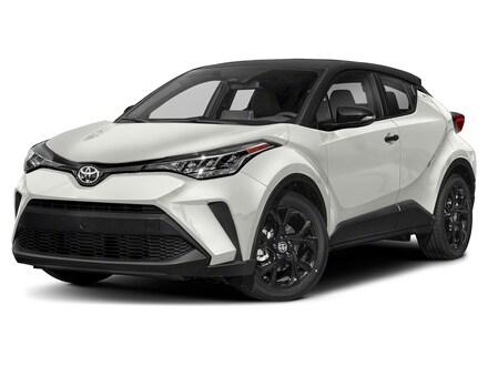 Featured New 2021 Toyota C-HR Nightshade SUV for sale near you in Saginaw, MI