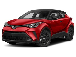 New 2021 Toyota C-HR Nightshade SUV for sale near you in Peoria, AZ