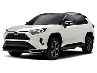 New 2021 Toyota RAV4 Prime XSE SUV Redding, CA