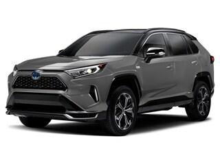 New 2021 Toyota RAV4 Prime XSE SUV Springfield, OR