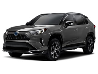 New 2021 Toyota RAV4 Prime XSE SUV Springfield, OR
