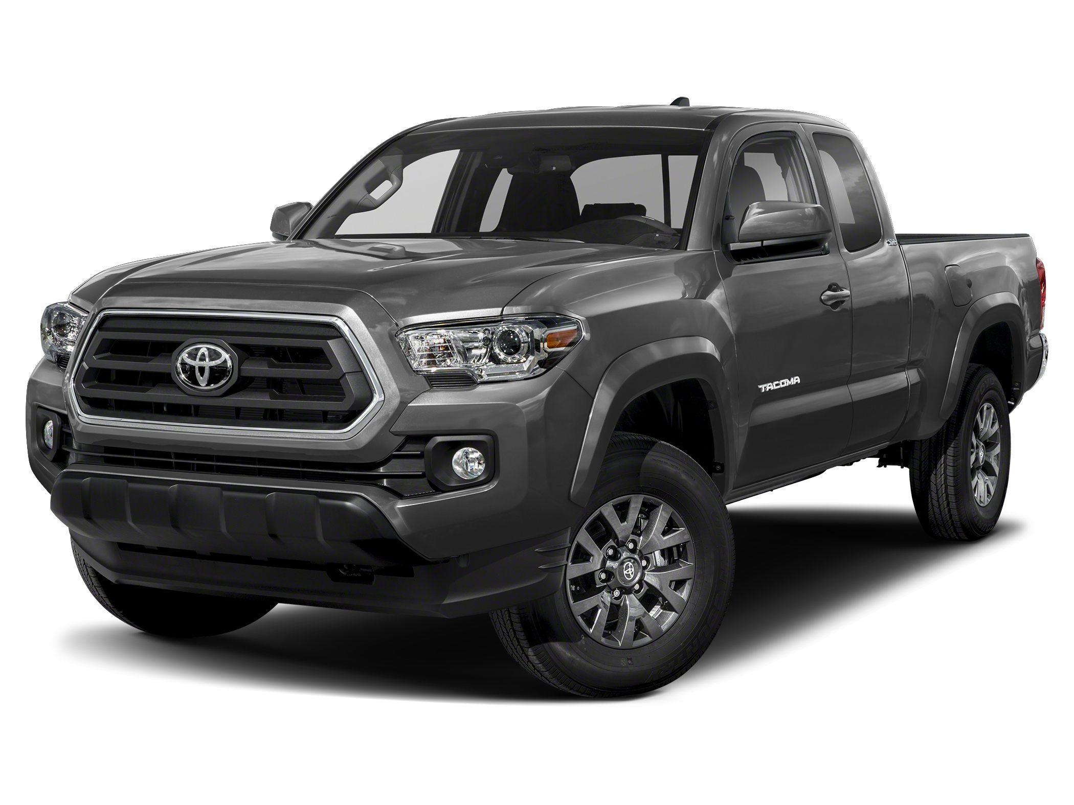 2021 Toyota Tacoma Truck Access Cab