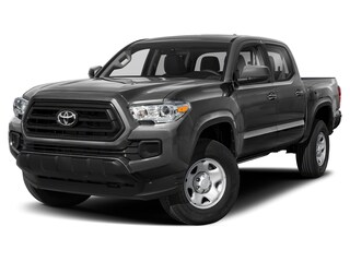 New 2021 Toyota Tacoma SR Truck Double Cab in Charlotte