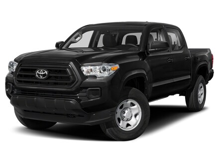 2021 Toyota Tacoma SR Truck Double Cab
