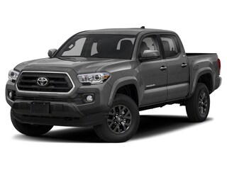 New 2021 Toyota Tacoma SR5 Truck Double Cab for sale in Clearwater