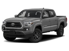New 2021 Toyota Tacoma SR5 V6 Truck Double Cab in Pine Bluff, AR