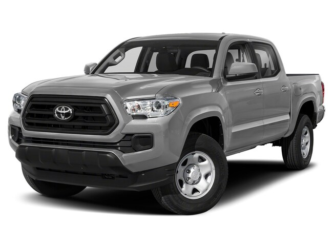 2021 Toyota Tacoma SR V6 Truck Double Cab