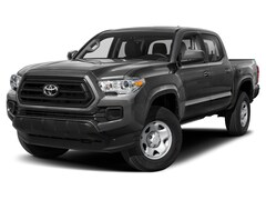 New 2021 Toyota Tacoma SR Double Cab 5' Bed V6 AT Truck For Sale in Tacoma, WA