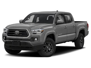 New 2021 Toyota Tacoma SR5 V6 Truck Double Cab 3TYCZ5AN0MT028981 in Winchester, VA