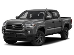 New 2021 Toyota Tacoma SR5 Double Cab 5' Bed V6 AT Truck For Sale in Tacoma, WA
