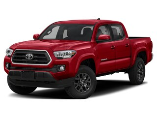 New 2021 Toyota Tacoma 3TMCZ5AN5MM399369 for sale in Chandler, AZ