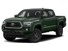 New 2021 Toyota Tacoma SR5 V6 Truck Double Cab For Sale in Bennington, VT