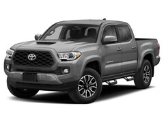 New 2021 Toyota Tacoma TRD Sport V6 Truck Double Cab 3TMCZ5AN6MM383228 for sale in Peoria
