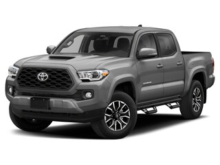 New 2021 Toyota Tacoma TRD Sport V6 Truck Double Cab Springfield, OR
