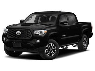 New 2021 Toyota Tacoma TRD Sport V6 Truck Double Cab 3TMCZ5ANXMM397620 23606 serving Baltimore