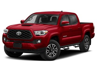 New 2021 Toyota Tacoma TRD Sport V6 Truck Double Cab in Marietta, OH