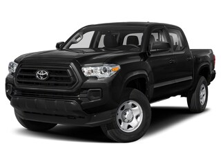2021 Toyota Tacoma Limited V6 Truck Double Cab
