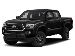 New 2021 Toyota Tacoma SR5 V6 Truck Double Cab for sale near you in Boston, MA