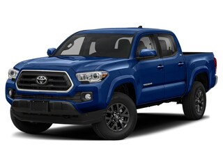2021 Toyota Tacoma SR5 V6 Truck Double Cab For Sale in Marion, OH
