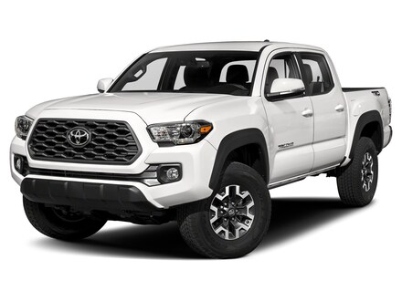 Featured New 2021 Toyota Tacoma TRD Off Road V6 Truck Double Cab for sale near you in Albuquerque, NM