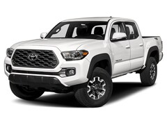 2021 Toyota Tacoma TRD Off Road Double Cab 6' Bed V6 AT Truck Double Cab for sale at Young Toyota Scion in Logan, UT