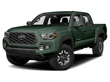 2021 Toyota Tacoma TRD Off Road Double Cab 6' Bed V6 AT Truck