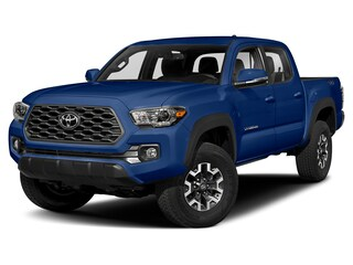 New 2021 Toyota Tacoma TRD Off Road V6 Truck Double Cab Boulder, CO