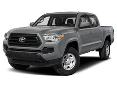 New 2021 Toyota Tacoma Limited V6 Long Bed w/ Blackout Package Truck Double Cab in Portsmouth, NH