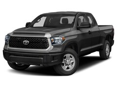 New 2021 Toyota Tundra SR 5.7L V8 Truck Double Cab 966155 5TFUY5F17MX966155 for sale in Rutland, VT