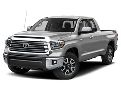 New 2021 Toyota Tundra Limited 5.7L V8 Truck Double Cab 971258 5TFBY5F1XMX971258 for sale in Rutland, VT