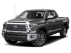 New 2021 Toyota Tundra Limited 5.7L V8 Truck Double Cab 973124 5TFBY5F1XMX973124 for sale in Rutland, VT
