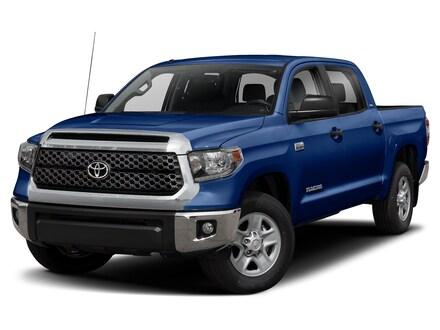 2021 Toyota Tundra SR5 5.7L V8 Truck CrewMax 5TFDY5F14MX029750