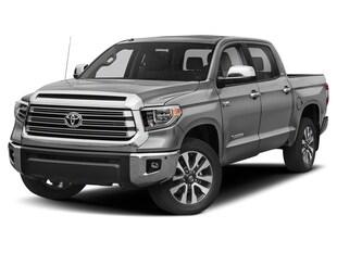 2021 Toyota Tundra Limited 5.7L V8 Truck CrewMax T33802