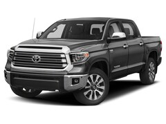 New 2021 Toyota Tundra Limited 5.7L V8 Truck CrewMax near Escanaba, MI