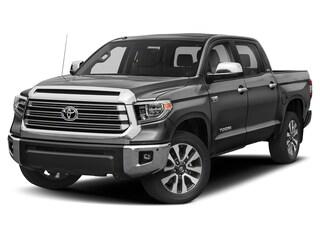 New 2021 Toyota Tundra Limited 5.7L V8 Truck CrewMax