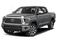 2021 Toyota Tundra Limited 5.7L V8 Truck CrewMax T34521