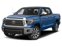 New 2021 Toyota Tundra Limited 5.7L V8 Truck CrewMax For Sale in Billings, MT