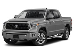 New 2021 Toyota Tundra Platinum 5.7L V8 Truck CrewMax For Sale in Klamath Falls, OR