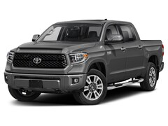 New 2021 Toyota Tundra Platinum 5.7L V8 w/ Moonroof Truck CrewMax in Portsmouth, NH