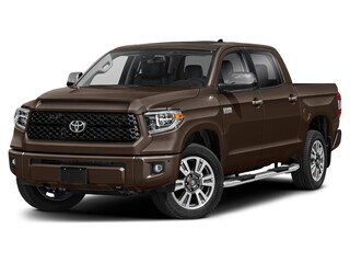 New 2021 Toyota Tundra Platinum 5.7L V8 Truck CrewMax for sale in Franklin, PA
