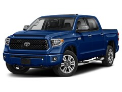 2021 Toyota Tundra Platinum 5.7L V8 Truck CrewMax for sale in Twin Falls ID